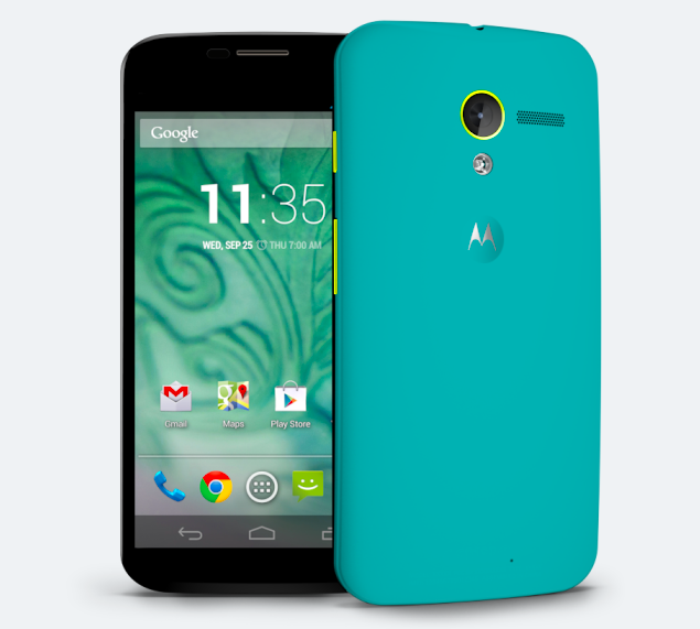 Is The Moto X More Innovative Than The New iPhone? Researchers Think So