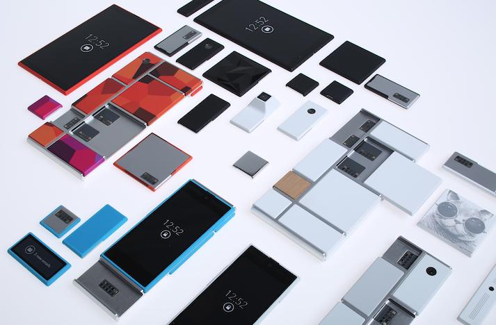 Motorola Unveils DIY Smartphone Project With Phonebloks