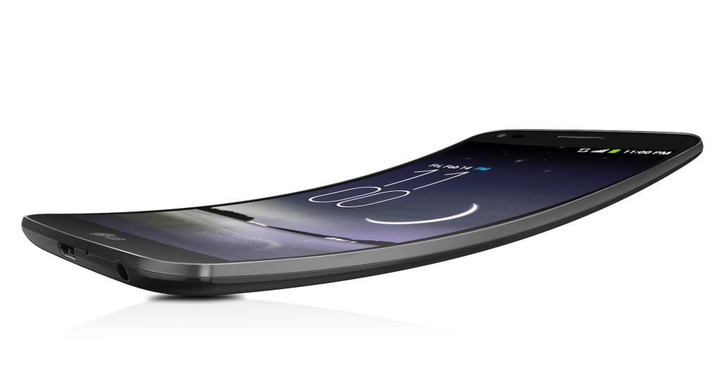 Meet The First Flexible Smartphone From LG