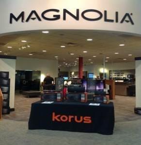 Magnolia Korus Korus Wireless Speaker