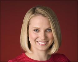 Image representing Marissa Mayer as depicted i...