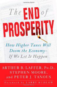 "Cover of ""The End of Prosperity: How High..."