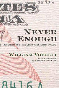 Cover of ″Never Enough: America's Limitle...