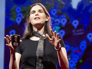 Daphne Koller, co-CEO of Coursera