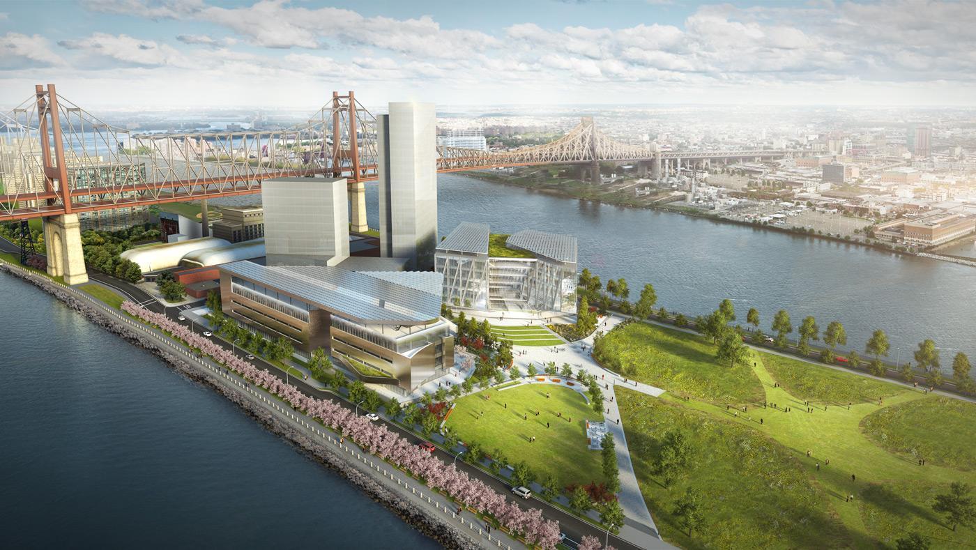 Cornell NYC Tech's Future Campus