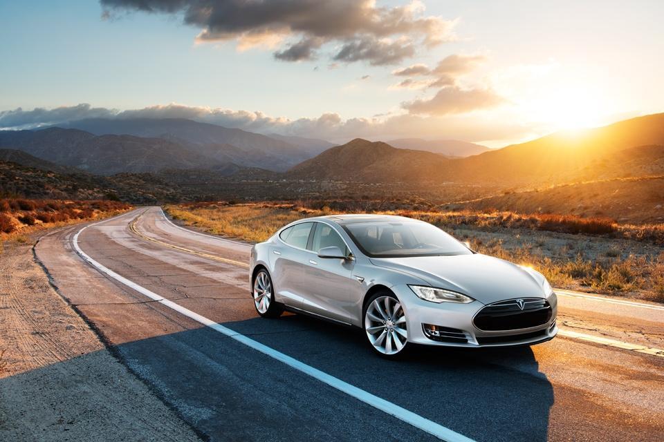 Elon Musk Takes The Wheel