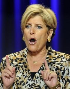Suze Orman In Press Conference On DOMA Calls For Great Gay Migration