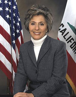 Barbara Boxer, United States Senator from Cali...