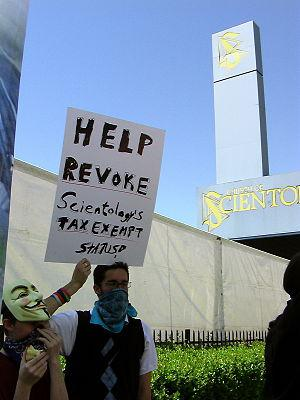 English: Anonymous Says: ″Help Revoke Tax...
