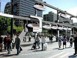 Monorails Race Ahead Of Hyperloop