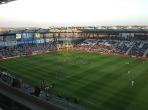 Pre-game activity Saturday March 30th before Sporting KC match vs Montreal