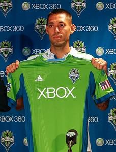 Seattle Sounders, MLS Shoot And Score With Clint Dempsey Signing