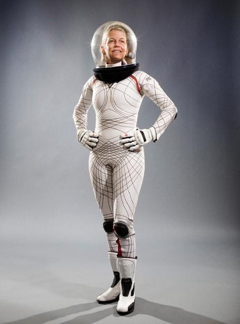 Will We Ever Have Star Trek-Style Spacesuits For Our ...