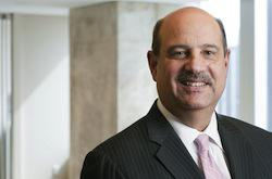 Barry Salzberg, Global CEO of Deloitte Touche Tohmatsu Limited (DTTL)