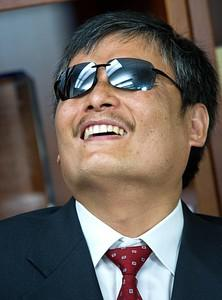 Chen Guangcheng, Chinese human rights activist...