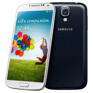 Samsung Galaxy S4 (Image: Amazon)