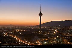 Tehran Telecommunication Tower