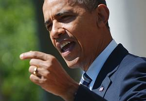 US President Barack Obama speaks on student lo...
