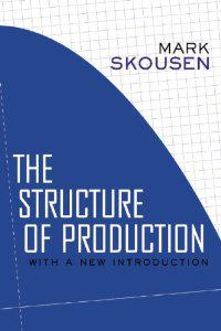 Cover of ″The Structure of Production″