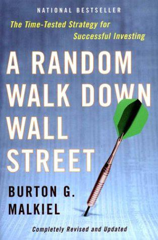 outline of burton malkiels a random walk down wall street including a life cycle guide to personal i