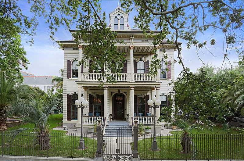Peek Inside Anne Rice 39 S Supernatural New Orleans