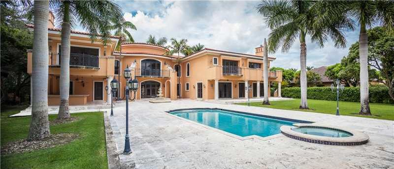 For rent lamar odom 39 s miami mansion for Rental home los angeles