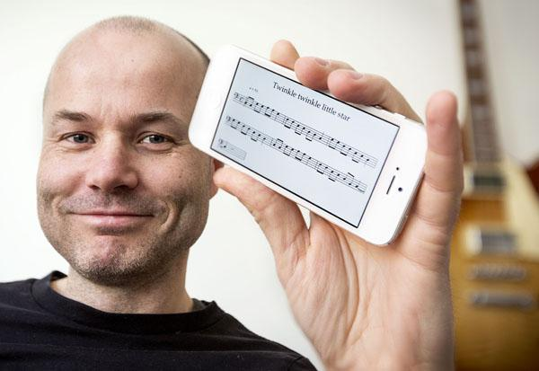 New App Allows Anyone To Create Musical Scores By Humming Or Singing, No Instruments Required