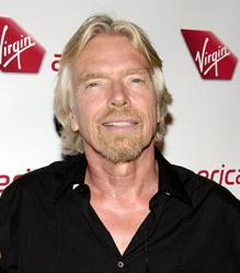 Image representing Richard Branson as depicted...