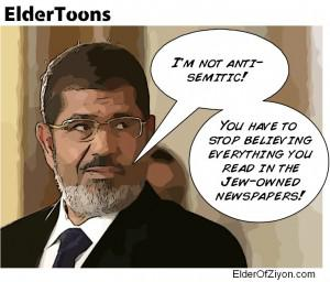 There He Goes Again: Egypt's Morsi Stuns U S  Senators In