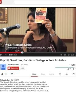 Sunaina Maira ASA University of California Davis national council