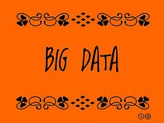 Big Data's Promise : Messy, Like Us