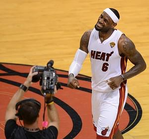 What LeBron James, In The Clutch, Can Teach Us About Managing Fear