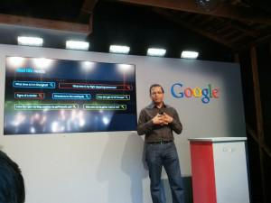 Amit Singhal, Google's senior VP of search