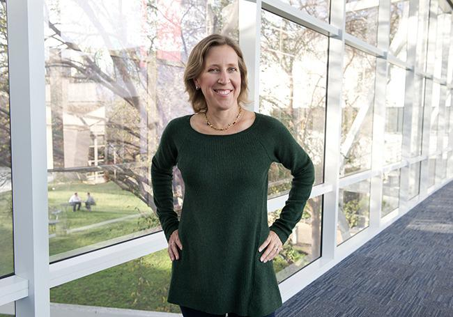 Google's Next Big Battle: A Conversation With Ad Chief Susan Wojcicki