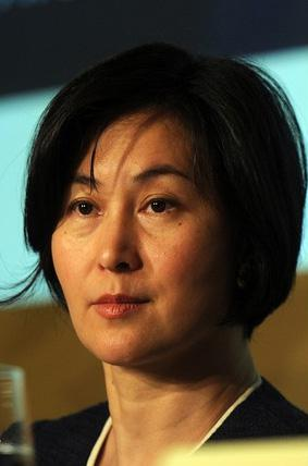 Pansy Ho, managing director of Shun Tak Holdings