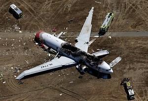 Asiana 777 Crash At SFO Goes To Lawyers