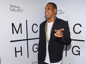 BROOKLYN, NY - JULY 03:  JAY Z attends JAY Z a...