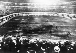 The first ever National Football League playof...
