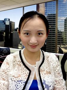 Forbes China Best CEOs List compiler Samantha Mu
