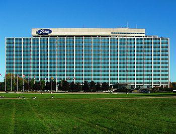 Ford Chalks Up A Record Year In China