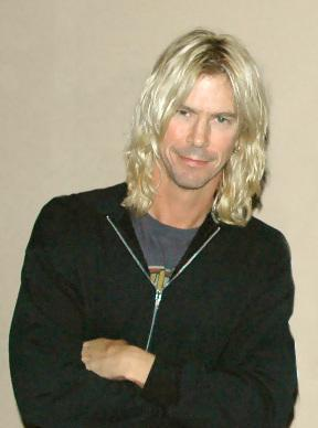 Duff McKagan of Guns N'Roses
