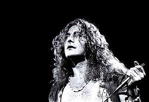 English: Robert Plant of Led Zeppelin