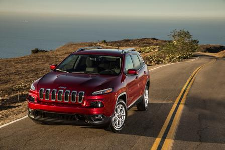 Chrysler's 2014 Jeep Cherokee sold (Chrysler Group).