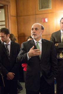 Selling The Taper: Bernanke's Fed Debated Pace, Thresholds When Deciding To Trim QE