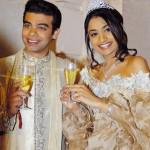 Steel magnate Lakshmi Mittal's daughter Vanisha Mittal wed investment banker Amit Bhatia in France in 2004.