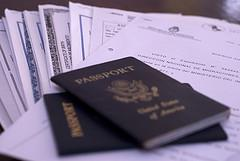 Residency Paperwork for Argentina