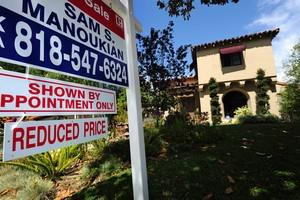 A home is for sale in Glendale, California May...