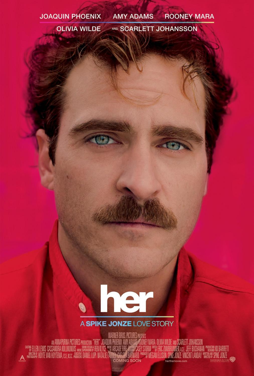 How 'Her' Created A Hyper-Realistic Future With A Sparse Budget