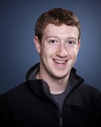 Image representing Mark Zuckerberg as depicted...