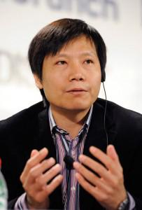 Lei Jun, Xiaomi CEO (Credit: Keith Bedford/Bloomberg)